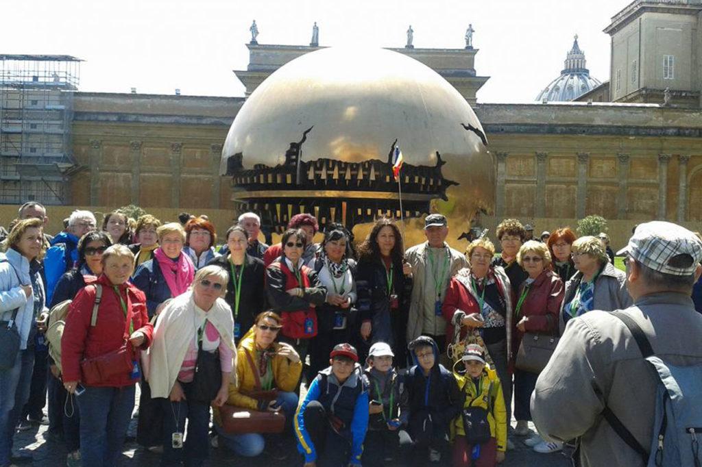 Grup Timisoara - Tur Vatican