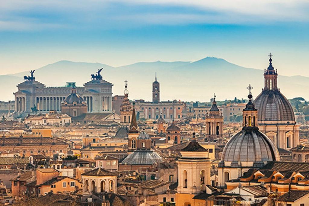 Tur Roma intr-o zi